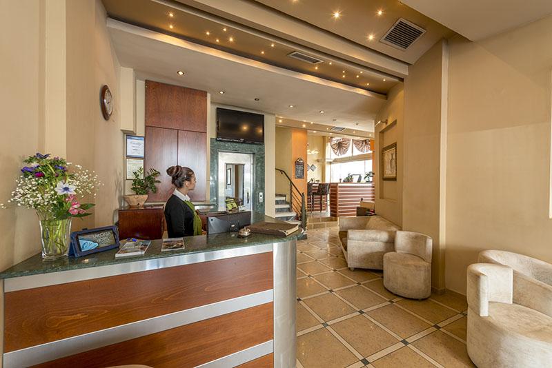 sparta hotel -Lakonia Hotel
