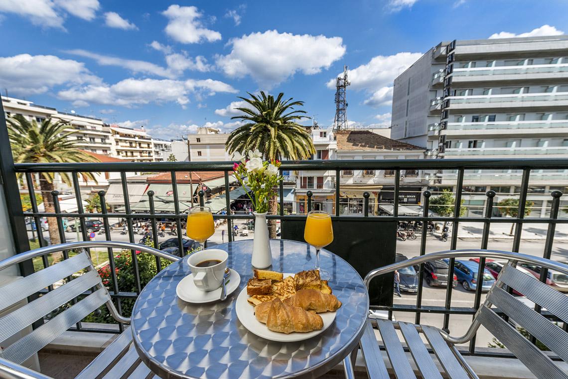 Εξαιρετικός πρωινός μπουφές Σπάρτη - Lakonia Hotel