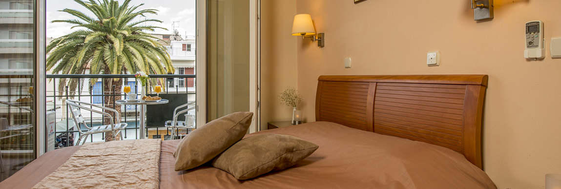 Stay in Sparta - Lakonia Hotel