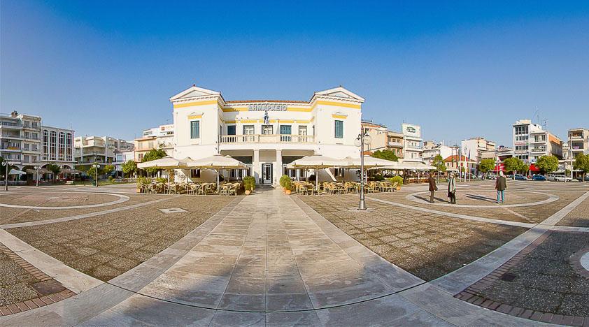 ξενοδοχειο Σπάρτη -Lakonia Hotel