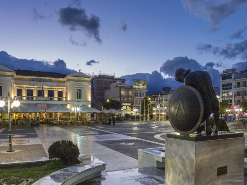ξενοδοχεια σπαρτη -Lakonia Hotel